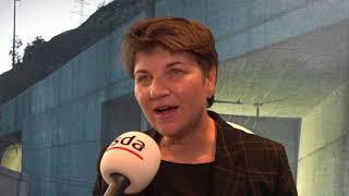 Ausbau des Lötschberg-Basistunnels: Viola Amherd