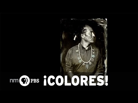 NMPBS ¡COLORES!: Navajo Photographer William Wilson