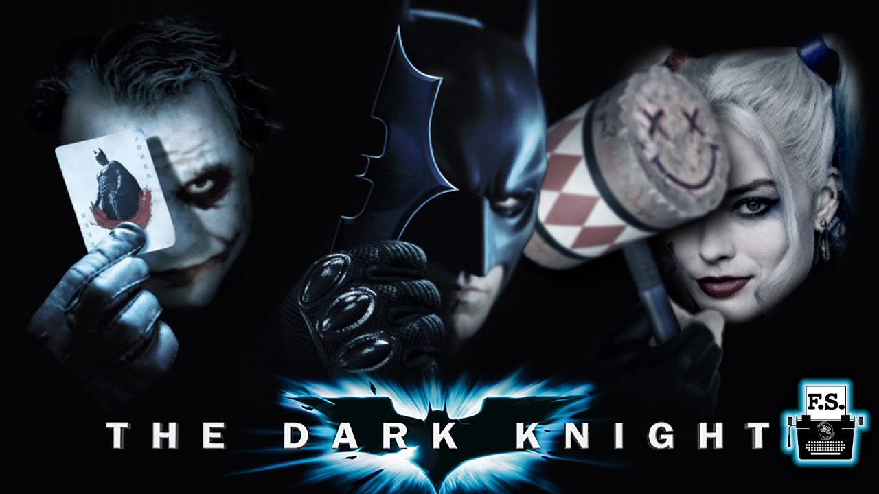What If Harley Quinn Was In The Dark Knight?