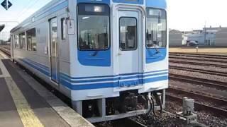 2018 12 伊勢鉄道・南四日市駅 イセⅢ形・103