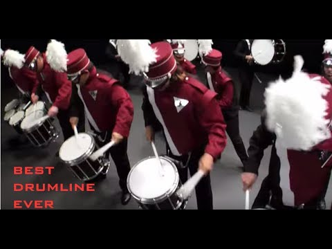Best Drumline Ever But 2010 Youtube