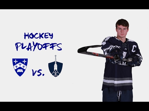 MIAA B Hockey Semifinals: Gilman vs. St. Peter and Paul