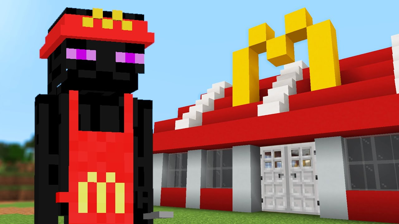 Download Minecraft Mobs if they had Jobs