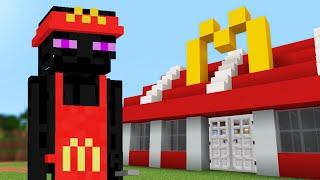 Minecraft Mobs if they had Jobs