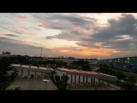 Sunset Life 😍  #jakarta #sunset