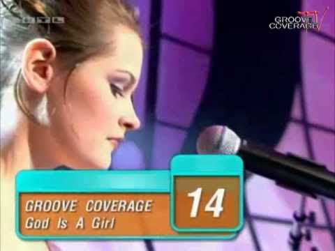 Groove age  God is a Girl  @ TOP OF THE POPS