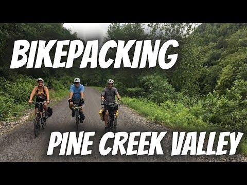 Bikepacking the Pine Creek Valley July 2017