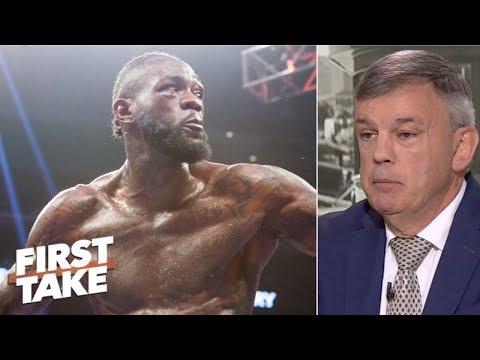 Deontay Wilder 'got exposed' in Tyson Fury draw - Teddy Atlas | First Take