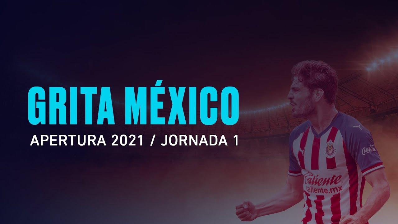 Jornada 1 del Apertura 2021   #blimtv
