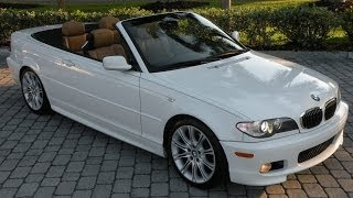 2006 BMW 330Ci Convertible Rare Performance Package for sale in FORT MYERS, FL