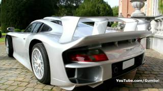 Porsche 911 GT1 Straßenversion - 1 of 25 world wide!!