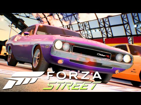 Forza Street : une simple refonte de Miami Street