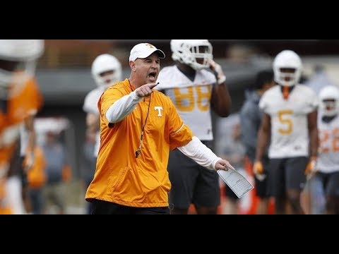 Vols' Jeremy Pruitt: College football a 'performance-based industry'