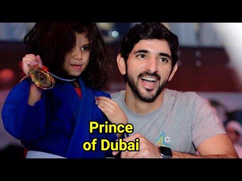 Sheikh Hamdan crown Prince of Dubai UAE 2018 เจ้าชายแห่งนครดูไบประเทศสหรัฐอาหรับเอมิเรตส์ 5.7