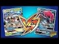 Zoroark GX / Golisopod GX Mirror Match - Pokemon Trading Card Game Online Gameplay video