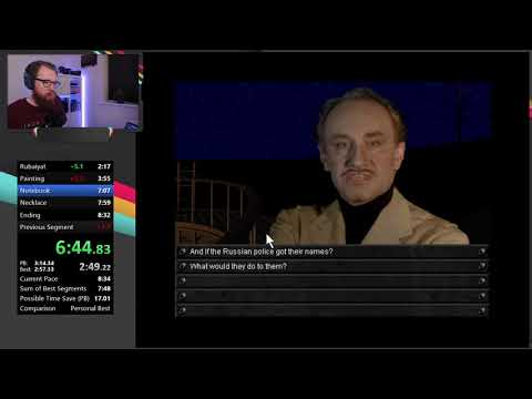Speed Run - Titanic: Adventure Out of Time New PB 220421 |
