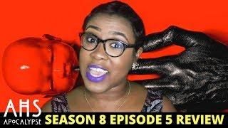 AHS Apocalypse Season 8 Episode 5 Review Wonder Boy