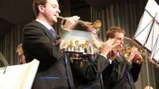 Flying Fingers, Cornet Trio, Live-Aufnahme , Brass Band Musikverein Reitnau Jahreskonzert 2011