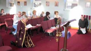 Akathist Hymn For The Saints Of North America