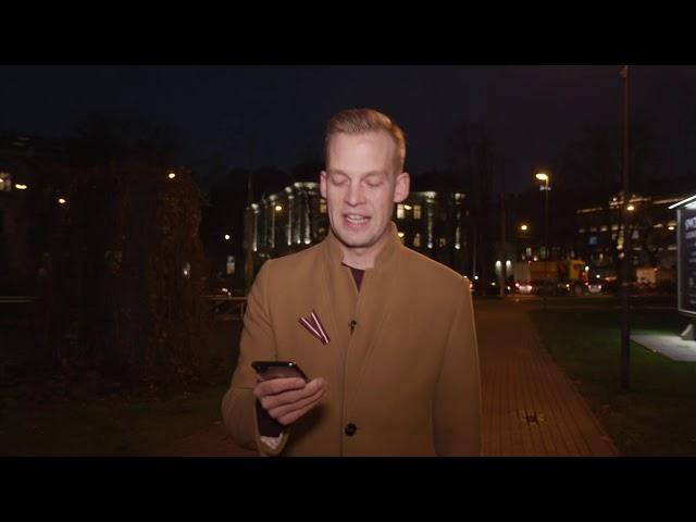 Staro Rīga 2019 dienasgrāmata 1