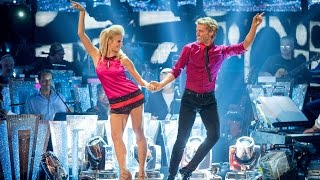 Pixie Lott & Trent Whiddon Jive to 'Shake It Off' - Strictly Come Dancing 2014 - BBC One