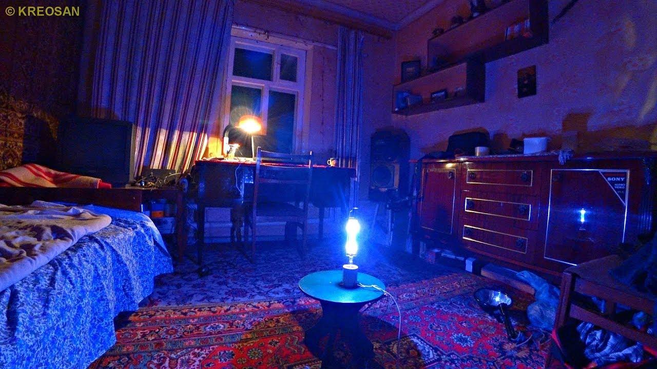 кварцевая лампа, уф лампа, лампа солнышко - YouTube