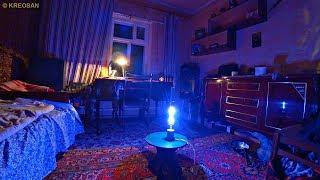 ✅УльтраФиолетовая пушка и лучи смерти 💥 Кварцевая бактерицидная лампа ДРЛ своими руками