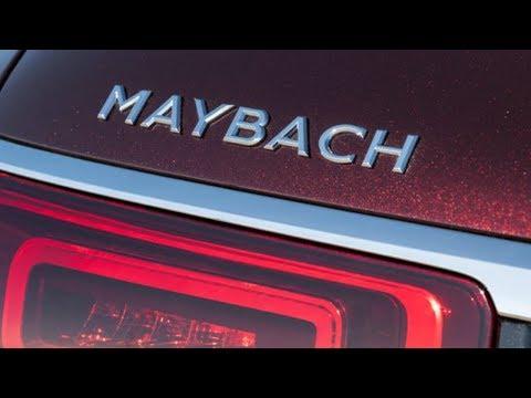 New Mercedes-Maybach GLS Teaser