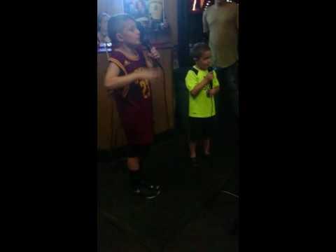 Zachary karaoke