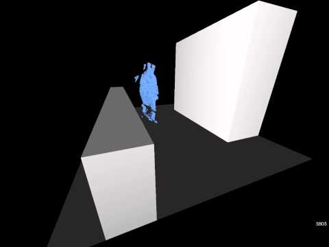 3D reconstruction using the Visual Hull principle