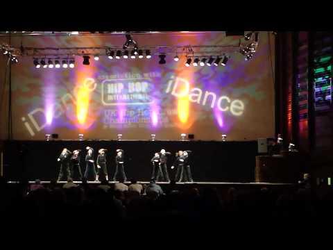 Paradox - UK Hip Hop Finals 2010 street dance