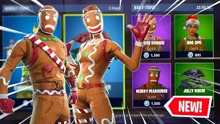 """The """"GINGERBREAD"""" Skins Are RETURNING?! 
