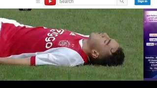 اخر اخبار عن النجم المغربي عبد الحق نوري (خبرسيء ) :(