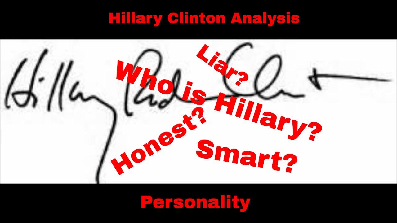 Hillary Clinton Analysis