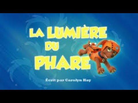 La Lumière Du Phare Paw Patrol La Pat Patrouille Youtube
