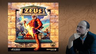 "Gaming History: Zeus Master of Olympus ""More popular than baklava"""