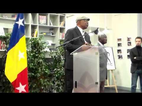 Cérémonie d'ouverture Quinzaine culturelle du Kabinda à GRENOBLE (1/4)