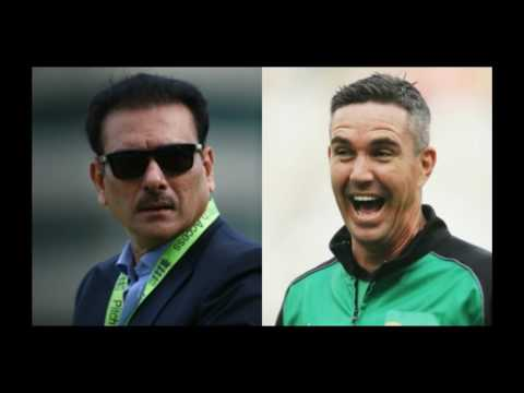 IPL 2017: Ravi Shastri makes **MOTHER of all Mistakes**, gets MERCILESSLY trolled by Kevin Pietersen