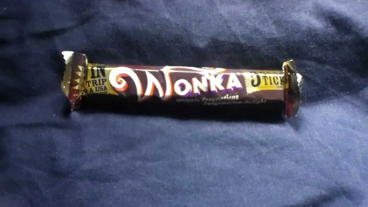 Nestle Chocolate Wonka Bar