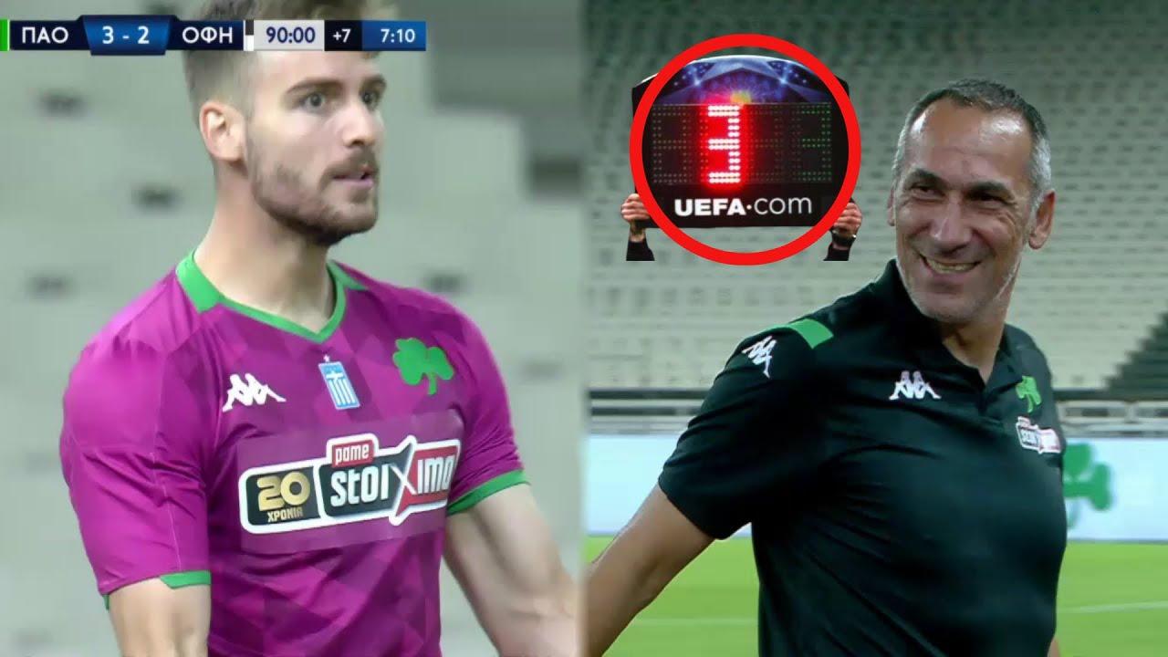 Legendary LAST MINUTE Penalty Saves In Greek Football
