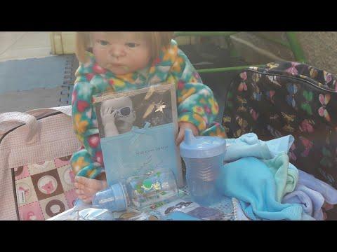 GANHEI KIT ENXOVAL DO CANAL MARTA BABY REBORN❤
