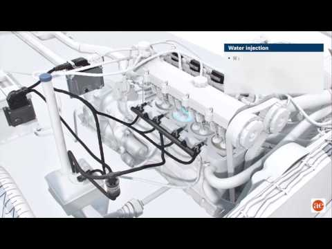 Bosch water injection