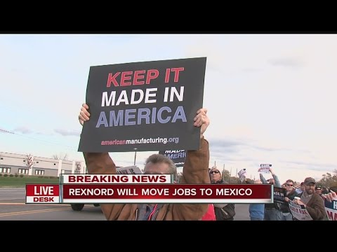 Rexnord makes decision final, will move 350 jobs out of Indianapolis to Mexico and Texas