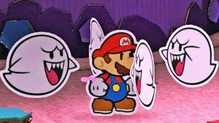 Video Paper Mario Color Splash #33: O Segredo da Porta da Caveira - Wii U Gameplay download MP3, 3GP, MP4, WEBM, AVI, FLV Agustus 2017