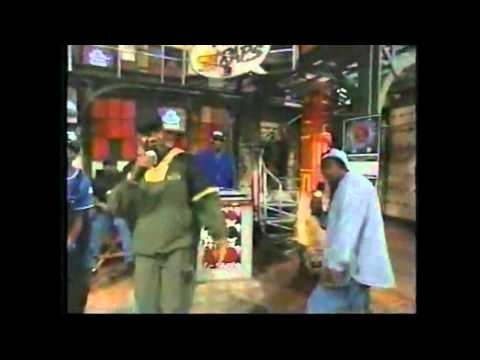 Krs destroys Pm Dawn & Fu Schnickens But I Thought It Was Das Efx At First So They're In The Video