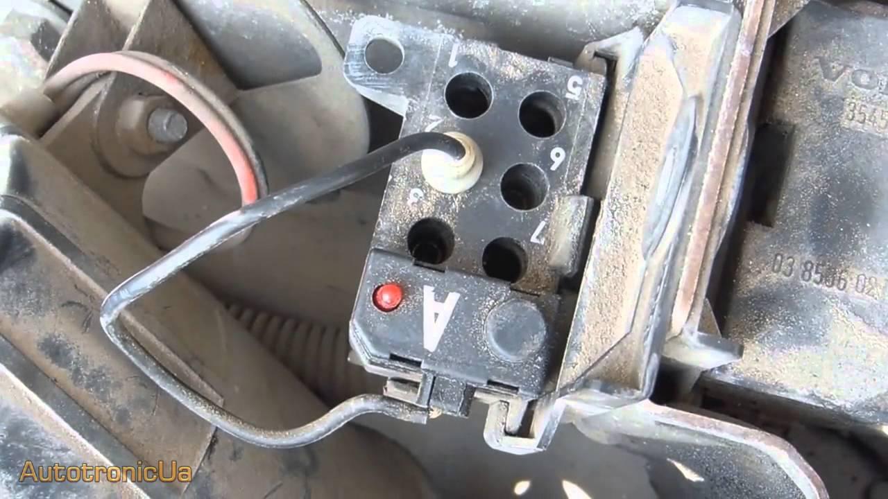 1991 Volvo 740 Radio Wiring Diagram 12v Shunt 940 Blinking Code Youtube