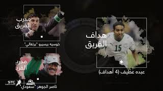 أرقام الأخضر السعودي في آخر 3 تصفيات كأس عالم