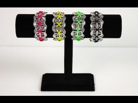 DIY: Pop Tab Bracelets | ShowMeCute
