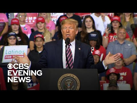 Trump warns Democrats of Russian election meddling