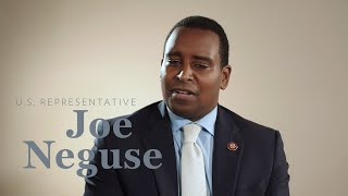 Rep. joe neguse wants to get young people the polls